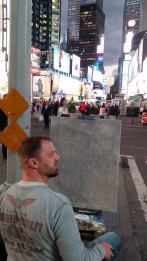 Time Sqaure
