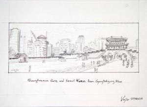 Seoul-sketch