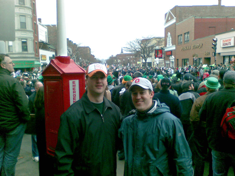 Vojir and Byle at St Pats Southie 2008.jpg